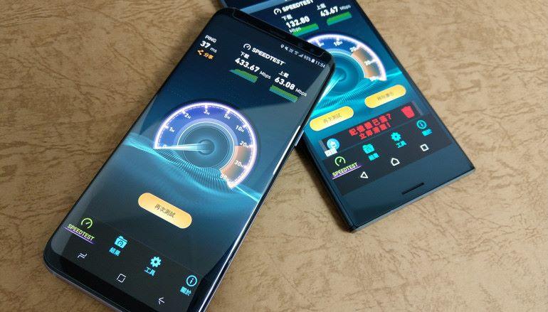 又提速 香港電訊公布全港首個 1Gbps 流動網絡
