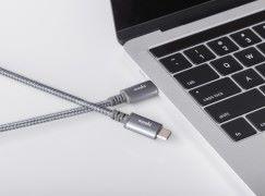 超性價比之選 Moshi Integra  USB-C 充電/傳輸線