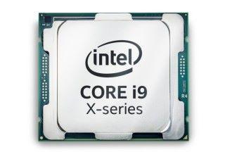 Intel Core X i9 CPU
