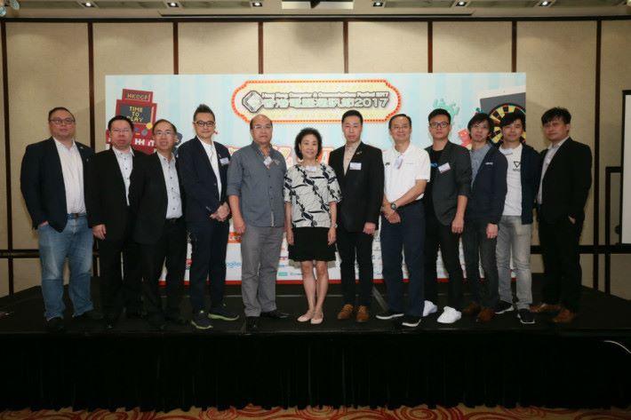 香港電腦商會今日舉行了電腦節記者招待會