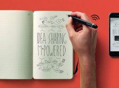 傳統筆記結合流動科技 Moleskine 智能寫作組合