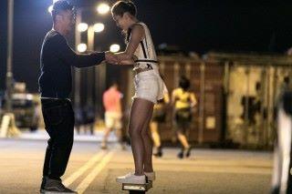 因為傳媒報道,獲彭浩翔注意,Surfwheel 在《春》片內亮相。