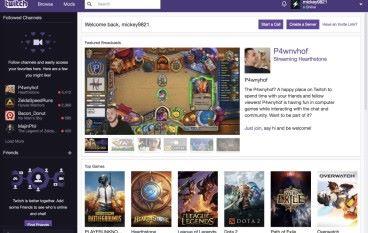 Twitch 推出 PC/Mac 版 App 通話機能滿載