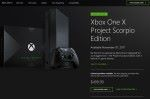 去到美國的Xbox 網站即可預訂