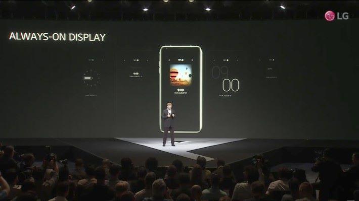 AOD 顯示屏