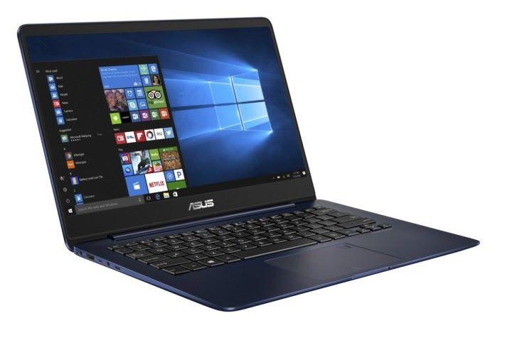 功能齊備 ASUS ZenBook UX430 會是工作上的好拍檔。