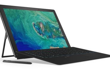 [IFA 2017] 獨顯平板  Acer Switch 7 Black Edition