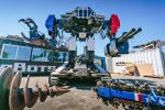 Megabots 第三代機械人  Eagle Prime