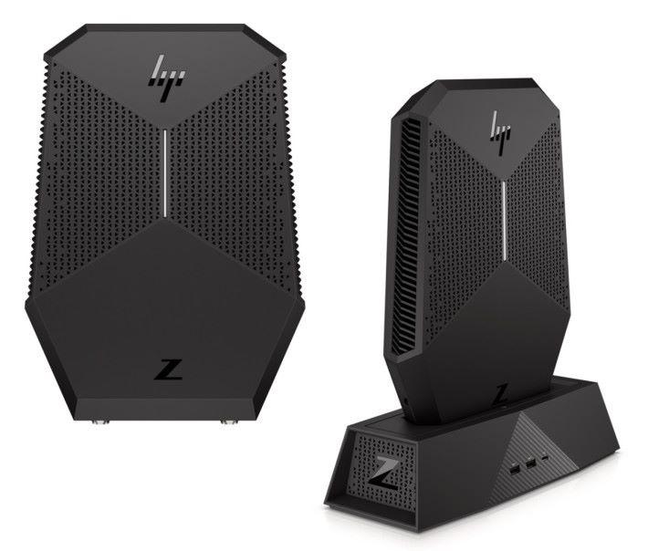 Z VR backpack 採用電競級電腦的配置。