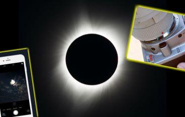 直接影太陽會燒相機?手機影又得唔得?
