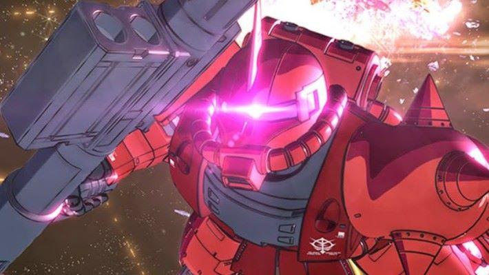 透過 VR 感受紅彗星的威力吧。