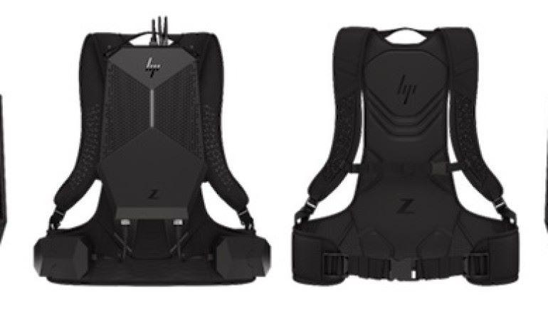 hp 推出企業用 VR 背包型電腦
