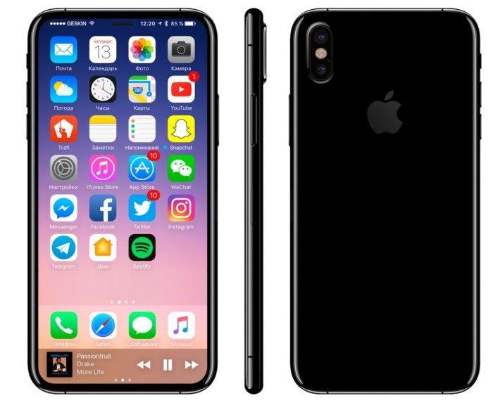 有關 iPhone 8 的 Touch ID 到底會放在哪裡一直有不少揣測。