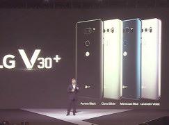 【IFA 2017】LG 旗艦級手機 V30 正式現身 專業級手機拍片