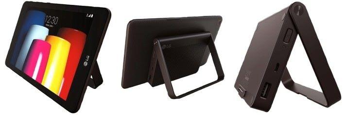 新配件 G Pad Plus Pack 能為平板提供額外電力