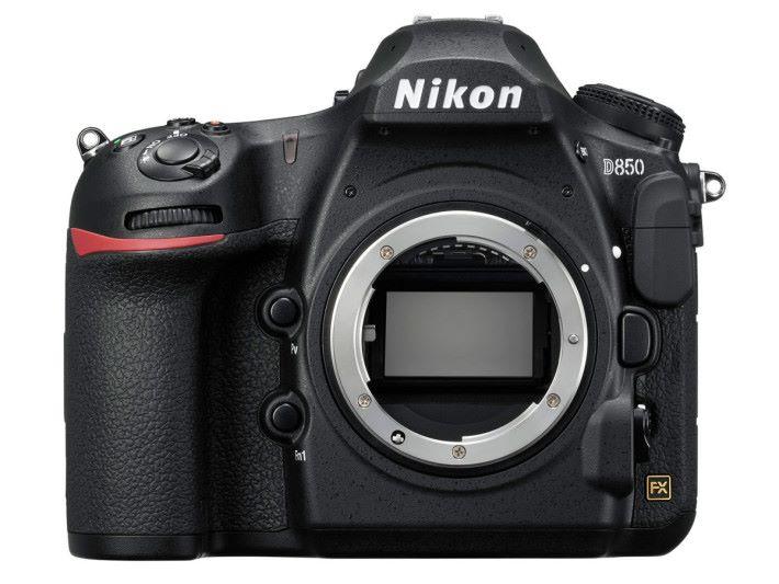Nikon D850 的全片幅感光元件,被 DxO Mark 評為 100 分。