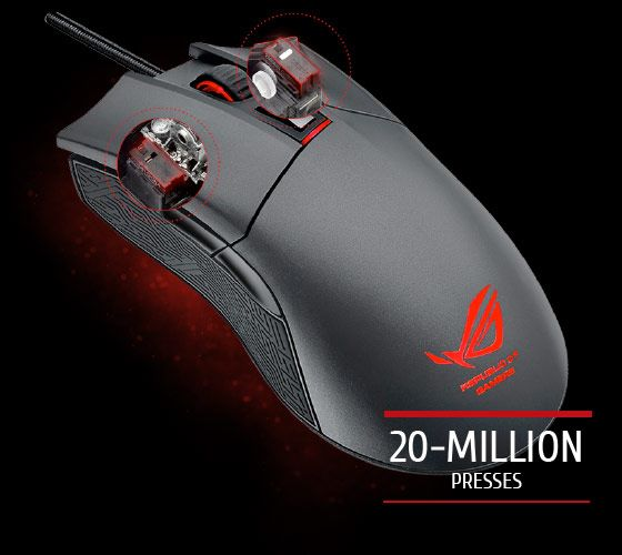 現場觀眾有機會得到 ROG GLADIUS 滑鼠(價值:$430)。