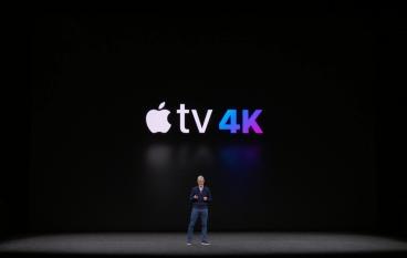 [一年容易又 iPhone]  支援 Dobly Vision 及 HDR10 全新 Apple TV 4K