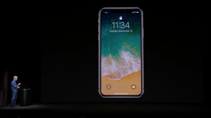 iPhone X 使用 Face ID 失敗原因是拿錯手機 ??