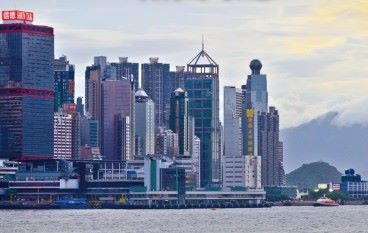 香港前途 智慧城市方案輸出中心