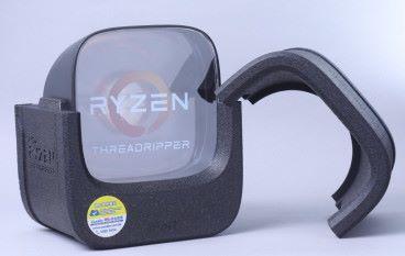 16 核 Ryzen Threadripper 1950X 開箱逐格睇