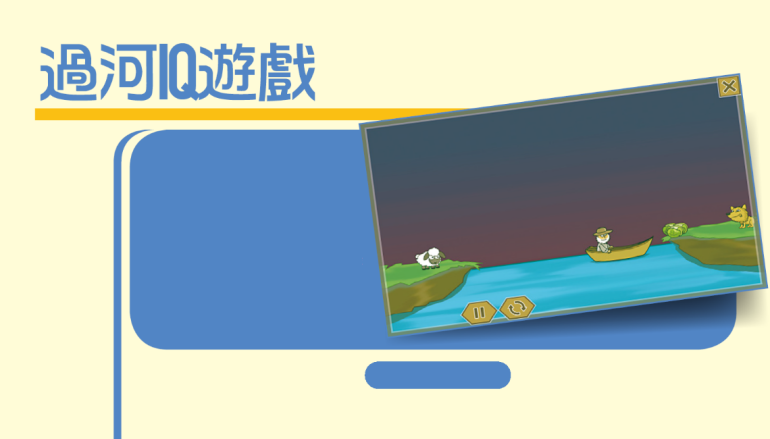 River IQ – IQ Test 過河 IQ 遊戲
