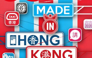 【#1256 50Tips】MAKE IN HONG KONG 港產 APPS 推介