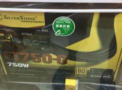 【場料】1 Watt 唔駛 $1 SliverStone 平推 80PLUS 金
