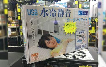【場料】Notebook 散熱救星 水冷枕另類玩法?