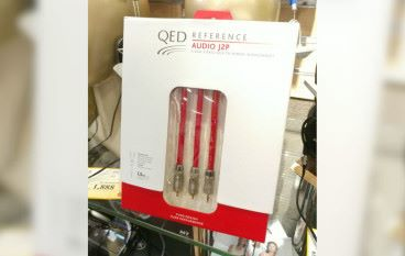 【場報】QED 靚線 Reference Audio J2P   五舊有找
