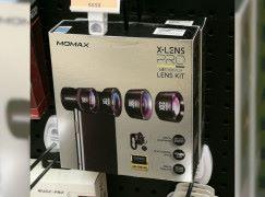 【場料】Momax 高階拍攝鏡頭仔