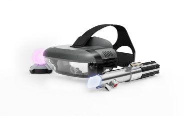 【 IFA2017 】Lenovo 用 AR 訓練你做絕地武士 推出Star Wars: Jedi Challenges
