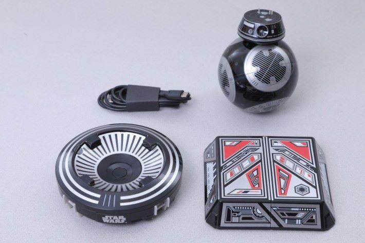 BB-9E 開箱實玩