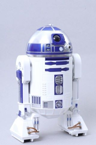 今次亦同時推出經典的 R2-D2
