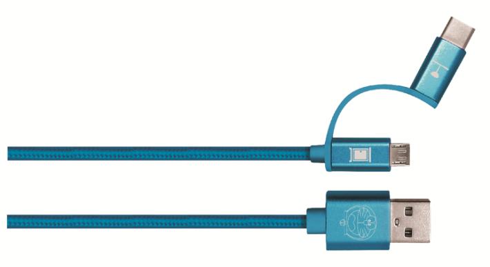 凡於CMHK門市或網上商店購買Note8,可獲贈限量禮品 Doraemon Type C + micro USB 2合1 充電線,又靚又實用!