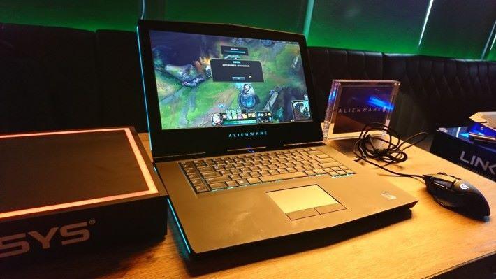Dell Alienware Notebook