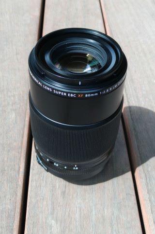 Fujifilm XF80mmF2.8 R LM OIS WR Macro