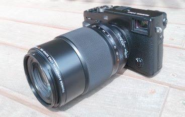 Fujifilm XF 80mm F2.8 微距鏡東京速試