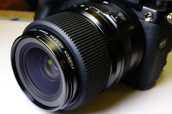 GF45mmF2.8 R WR