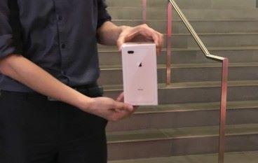 【先達現場】iPhone 8 燶晒  果農「蝕住」離場