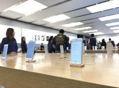 iPhone 8 首賣 場面最冷清的一次開賣日