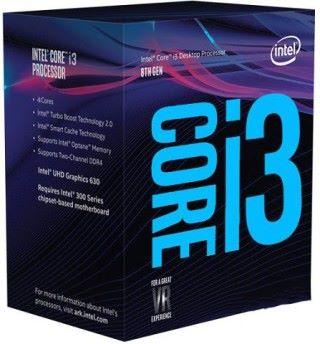 第八代 i3 包裝盒。