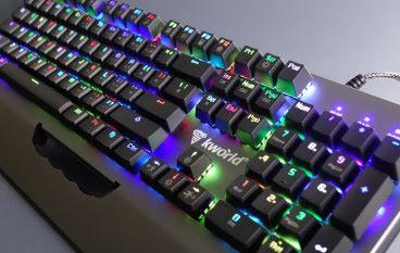 光軸電競機械鍵盤 Kworld C600