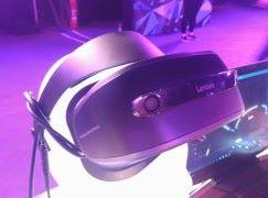 【 IFA2017 】Lenovo Explorer 虛擬實境初體驗