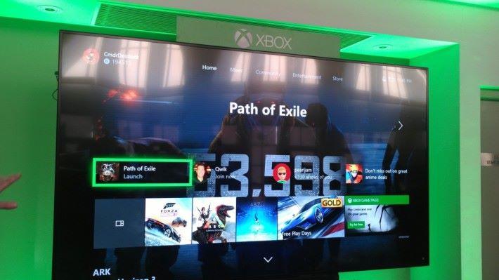 官方即將推出全新的系統升級,Xbox One 系列會換上新的操作介面,遊戲資訊及清單更加簡潔清晰。