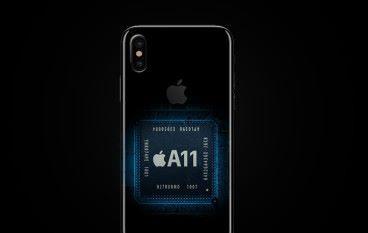 率先披露 iPhone 最新 A11 處理器