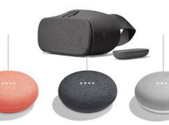 Google Home Mini 及新 Daydream View 曝光