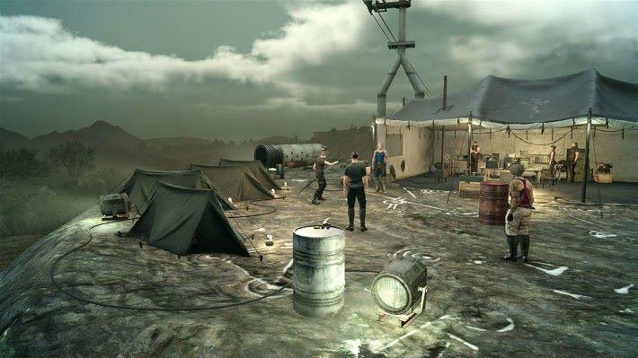 玩家需要購買 「 FINAL FANTASY XV 季票 」才可以參加封閉線上測試。