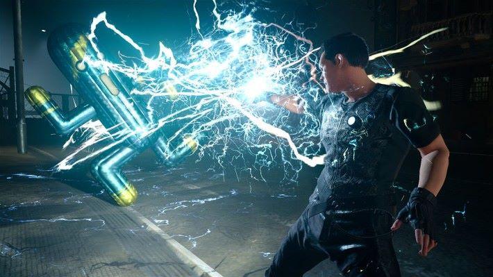 玩家的角色同樣可以使用路希斯的皇家之力。
