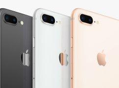 [跑分比拼] iPhone 8 Plus 完勝 Note 8 ?